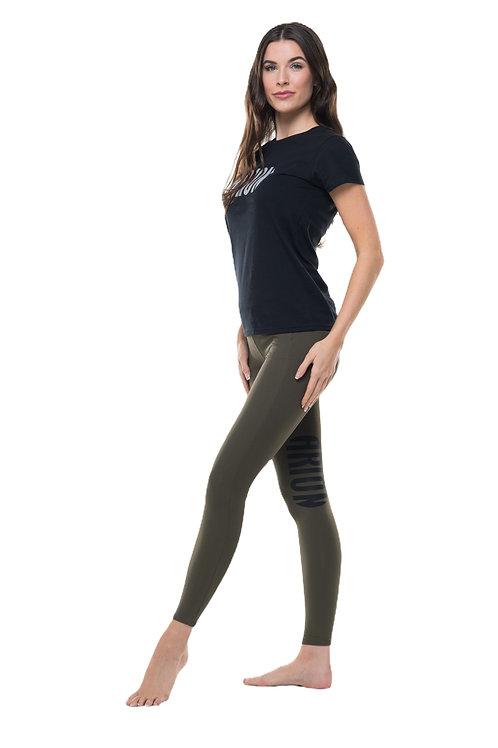 GB Olive Leggings