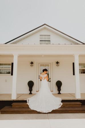 The Bethany Bridal Cottage