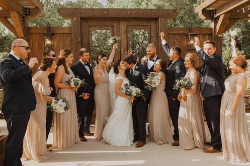 April Wedding