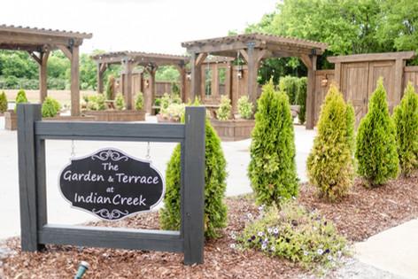 Entrance to the Garden and Terrace