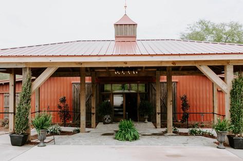 Entrance to the Magnolia Ballroom