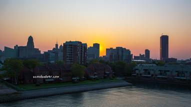 Buffalo AM Skyline