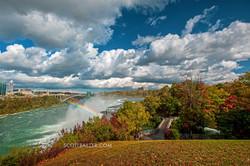 Niagara Falls Rainbow