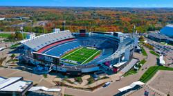 Bills Stadium Fall #2