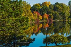 Fall at Hoyt Lake