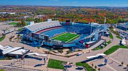 Bills Stadium Fall #1