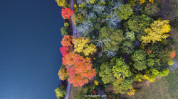 Hoyt Lake Drone Colors