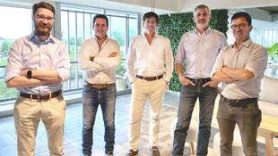 Agree recibe USD 2M de SANCOR SEGUROS para acelerar la transformación digital del agro