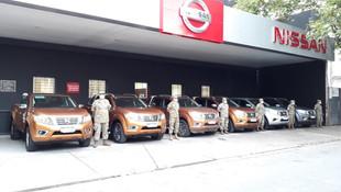El Ejercito se une a Nissan