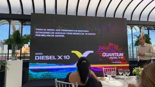 el diésel de AXION energy es de ultra bajo contenido de azufre.