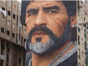 Muere a los 60 años Diego A Maradona.