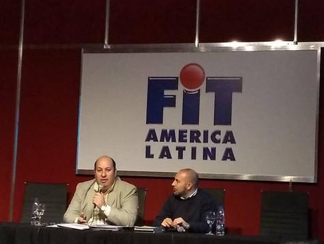 Potrero presentó las cartas de menús en braille en la Feria Internacional de Turismo