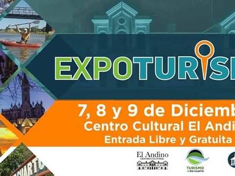 Potrero de los Funes presente en la Expo Turismo Rio Cuarto 2018