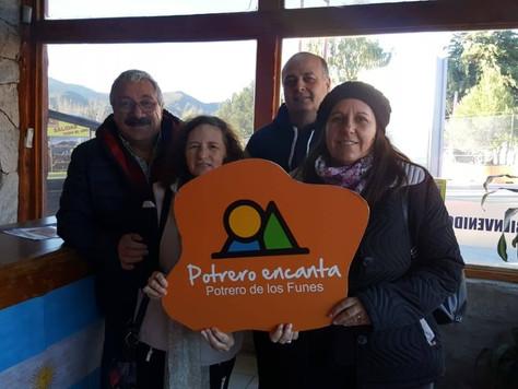 """Durante el """"finde"""" largo ingresaron 689 familias a Potrero de los Funes"""