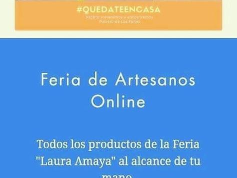 FERIA DE ARTESANOS ONLINE