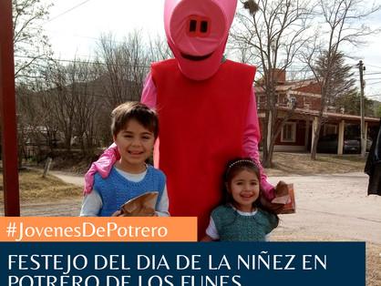DIA DE LA NIÑEZ EN POTRERO