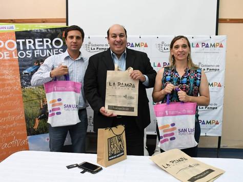 """""""POTRERO ENCANTA EN LA PAMPA"""""""
