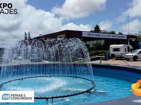 Potrero de los Funes, Villa de Merlo y Grupo NTG Turismo Presentes en la ExpoViajes Uruguay