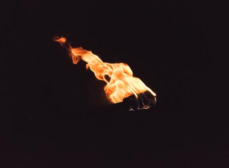 Lass mal den brennenden Busch in Ruhe