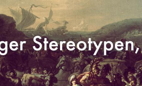 Weniger Stereotypen, bitte.