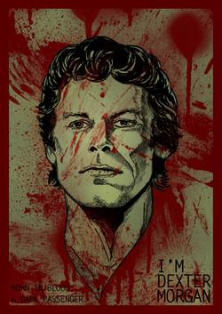 Dexter Portrait in Bloo2d