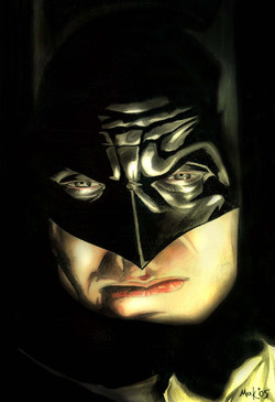 batman portraitasd