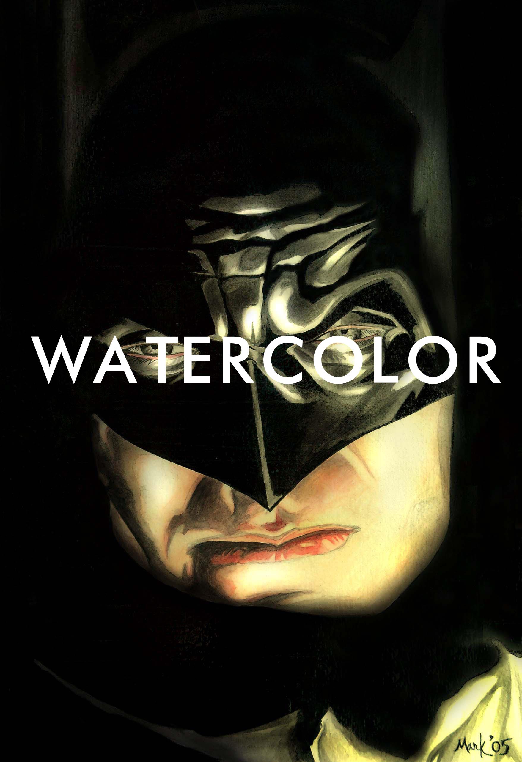 batman portraitasd