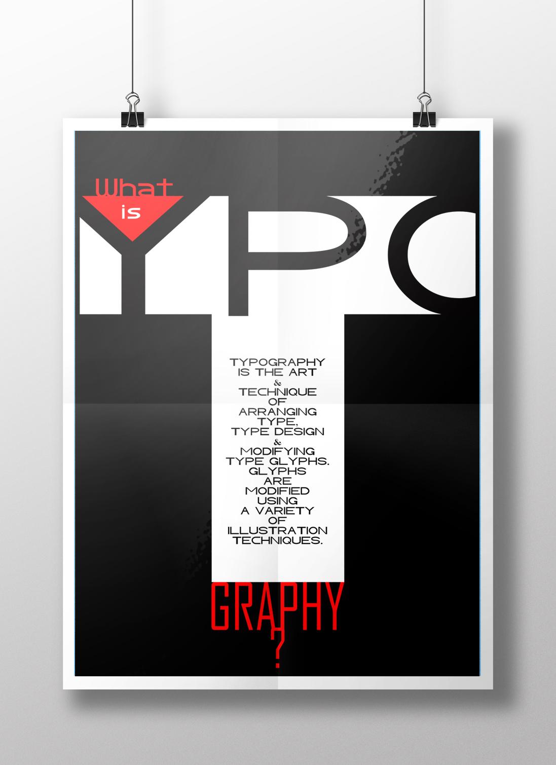 Typography Insitu