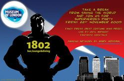 1802-Superhero night