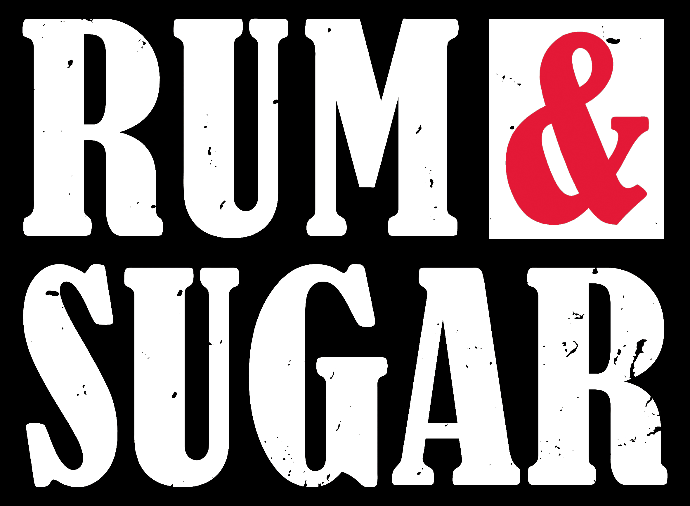 Rum & Sugar Logo - Final Red copy