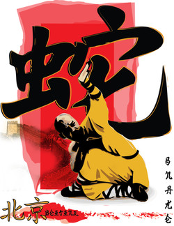 Kung Fu Style-Snake