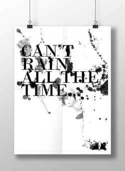 Can't rain Insitu