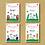 Thumbnail: Children's Vegetable Seeds Gift Set