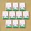 Thumbnail: 10 Packs Personalised Party Bag Nigella Seeds