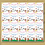 Thumbnail: 20 Packs Personalised Party Bag Stripy Tomato Seeds