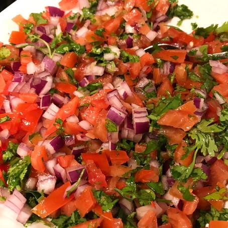 Something Pretty Culinary - Salsa Recipe