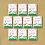 Thumbnail: 10 Packs Personalised Party Bag Wildflower Seeds