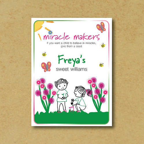 Miracle Maker Sweet William Seeds