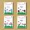 Thumbnail: Children's Winter Flower Seeds Gift Set