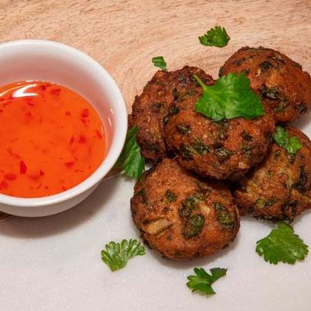 Something Pretty Culinary - Thai Fishcakes Recipe