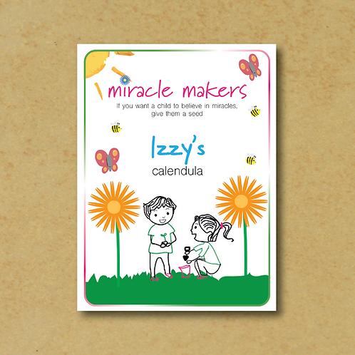 Miracle Maker Calendula Seeds