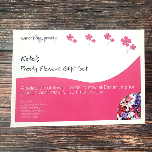 Ultimate Pretty Flower Seeds Gift Pack