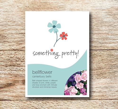 Bellflower (Canterbury Bells) Seeds
