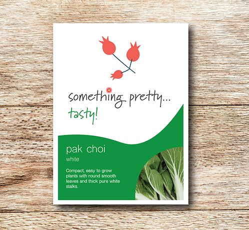 Pak Choi White Seeds