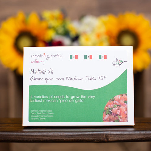 Grow Your Own Mexican Food Gift Set