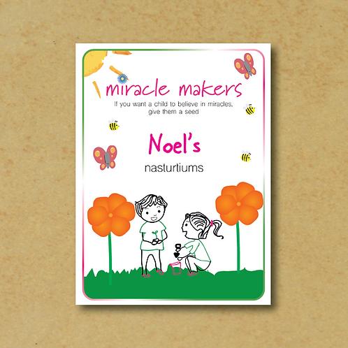 Miracle Maker Nasturtium Seeds