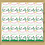 Thumbnail: 20 Packs Personalised Party Bag Mint Seeds