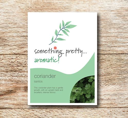 Coriander Santos Seeds