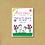 Thumbnail: 20 Packs Personalised Party Bag Sweet Pea Seeds