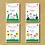 Thumbnail: Children's Vegetable & Summer Flower Seeds Gift Set